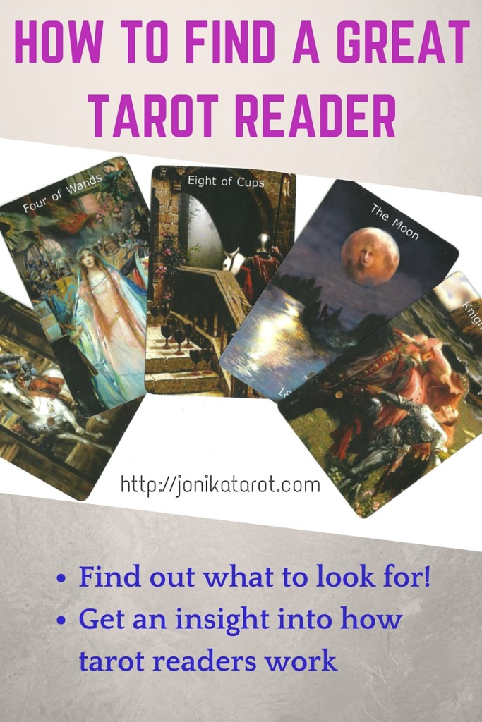 How to Find a Great Tarot Reader