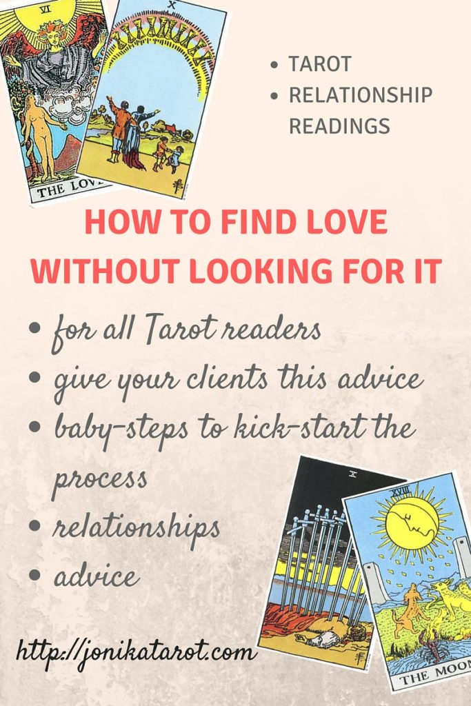 FIND LOVE TAROT RELATIONSHIP