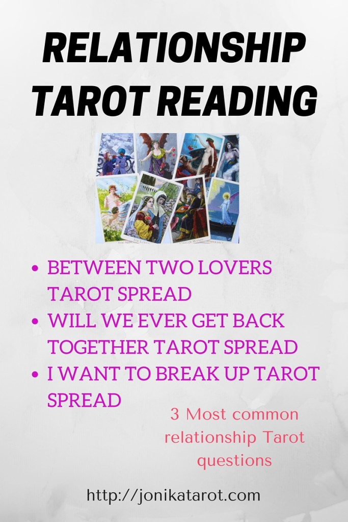 RELATIONSHIP TAROT READING